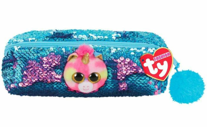 TY Fashion Flippables Pencil Case