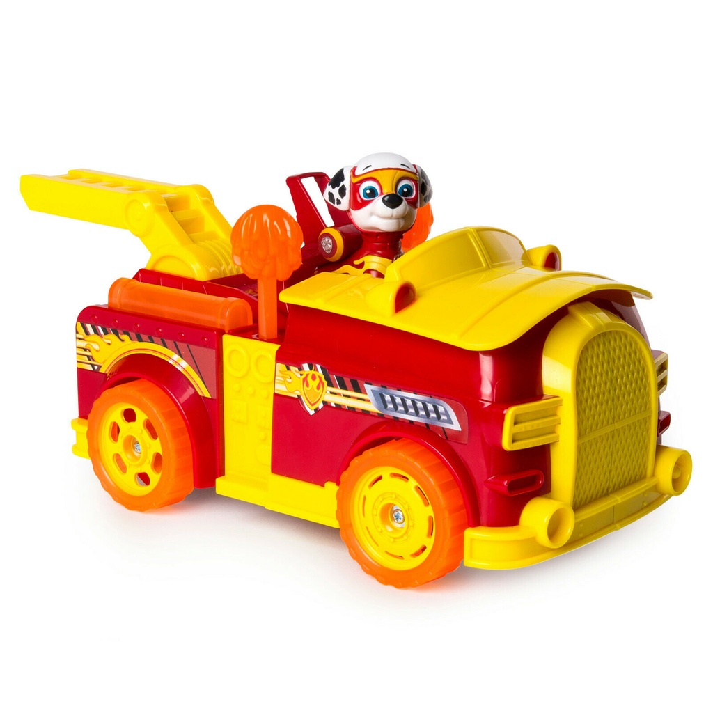 Paw Patrol Might Pups Transformer Vehicle