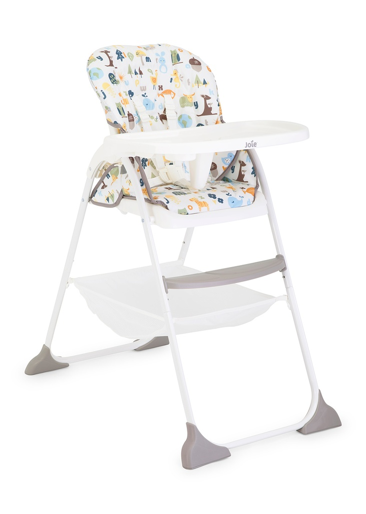 Mimzy Highchair Alphabet