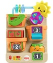 Fisher Price Laugh & Learn Peek n' Play Busy Garden