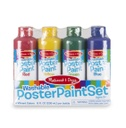 Washable Poster Paint Set