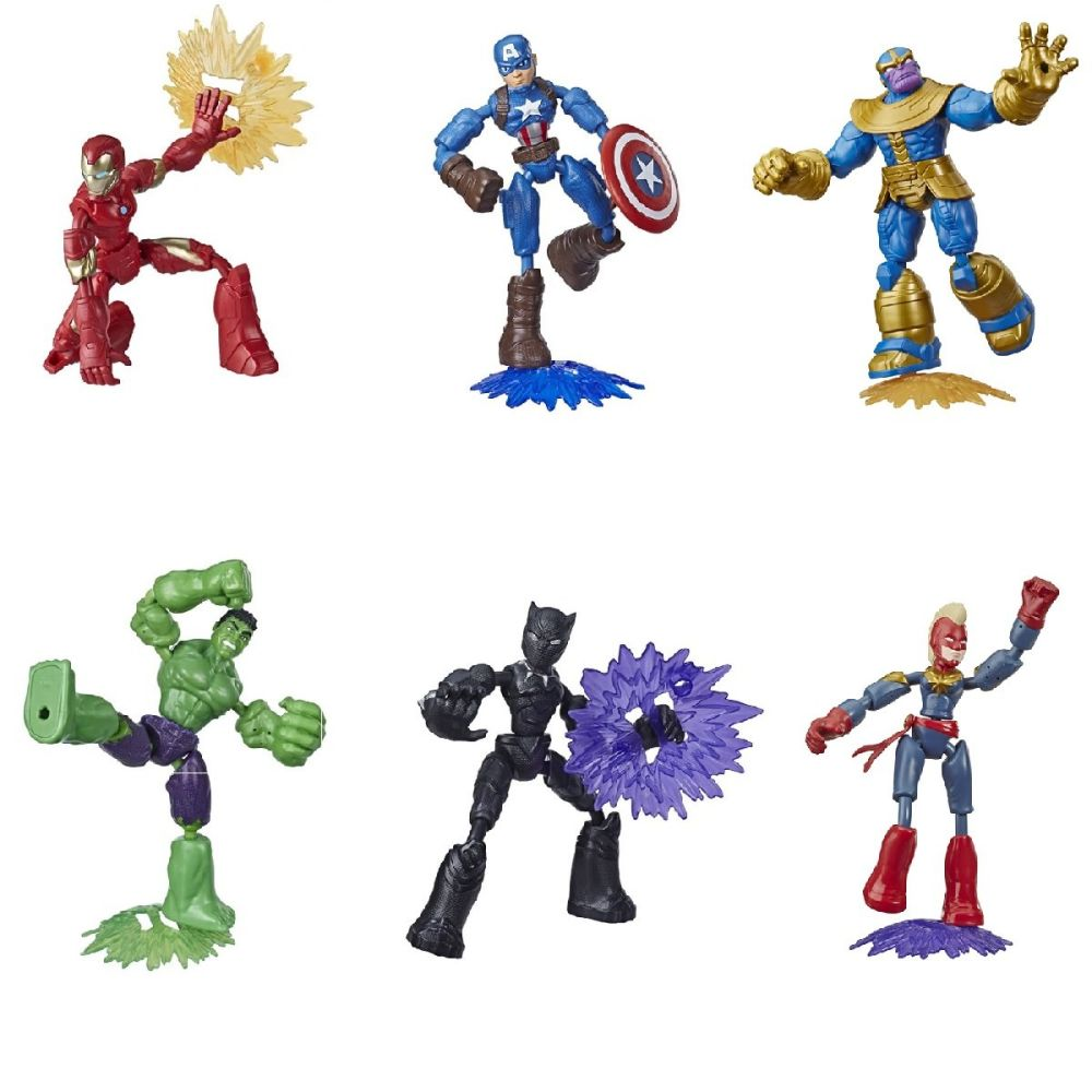 Avengers Bendy Assortment