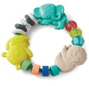 Busy Beads Rattle & Teether