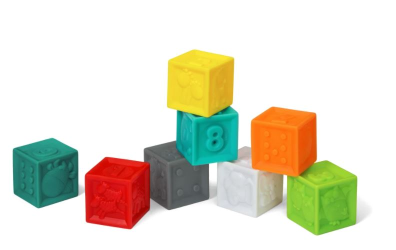 Squeeze N Stack Block Set