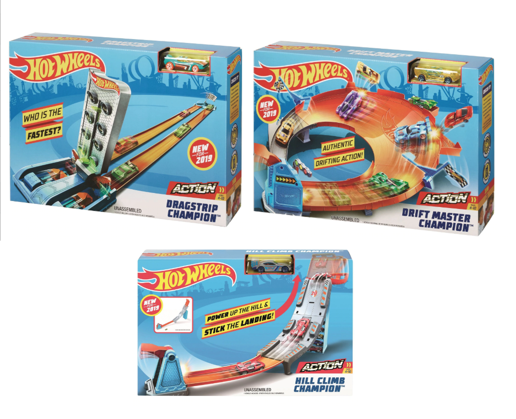 Hot Wheels Action Assorted