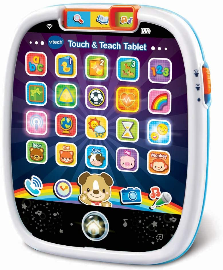 Touch & Teach Tablet