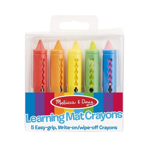 [149598-BB] Learning Mat Crayons