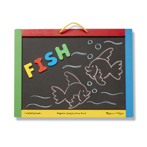 [117399-BB] Magnetic Chalk / Dry Erase Board
