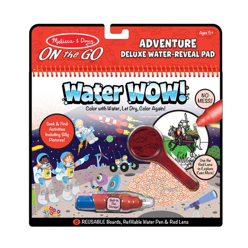 [158344-BB] Water Wow! Deluxe Water Reveal