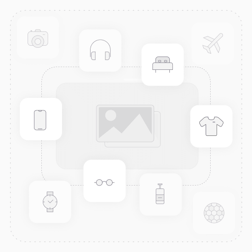 [158068-BB] Boppy Slipcover Animals & Rainbows