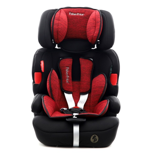 [160006-BB] Unix Booster Seat Red