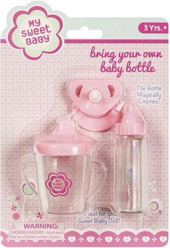 [161645-BB] Bring Your Own Baby Bottle