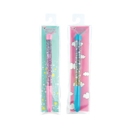 [148989-BB] Liquid Glitter Pen Asst