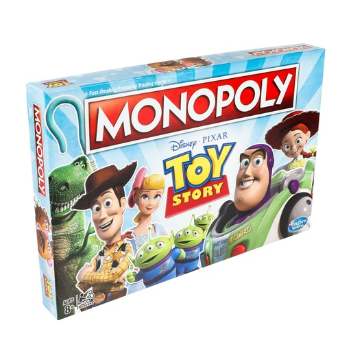 [157814-BB] Monopoly Toy Story