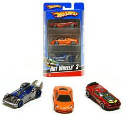 [157385-BB] Hot Wheels 3pk