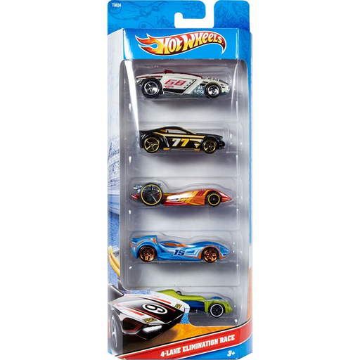 [144566-BB] Hot Wheels 5pk