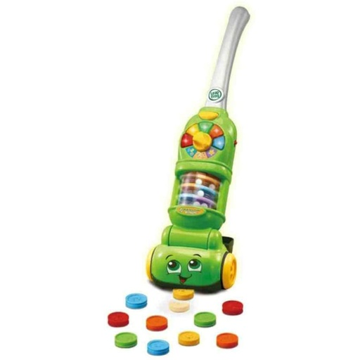 [159052-BB] LeapFrog Pick Up & Count Vacuum