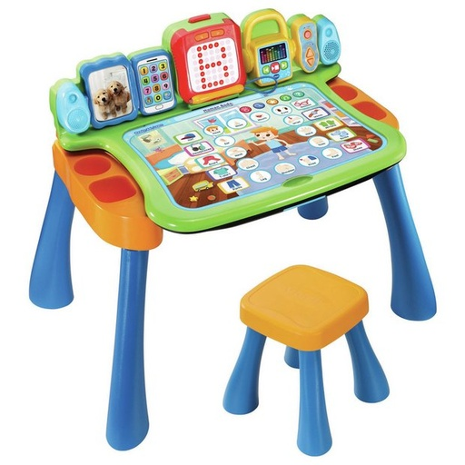 [159049-BB] Touch & Learn Activity Desk