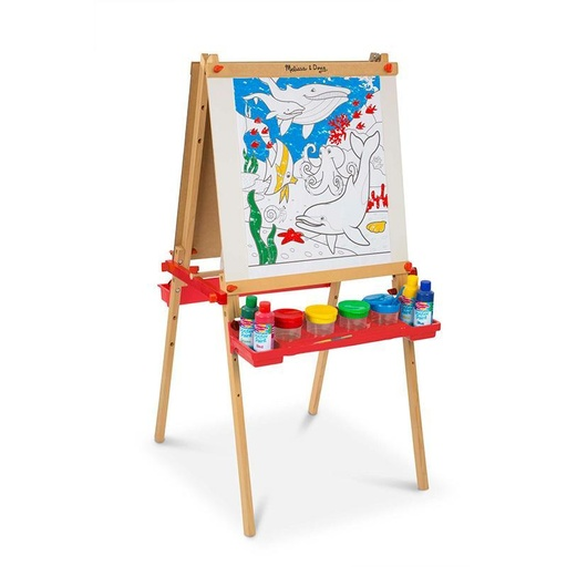 [158268-BB] Deluxe Magnetic Art Easel